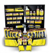 Stocked Tire Repair Cabinet Heavy Duty Assortment