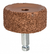 65mm Round Buffing Wheels inc. Bu-092 Quick Change Adapter