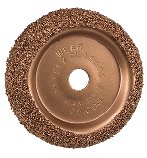 "2 1/2"" Buffing Wheel (1/4"" Shaft)"