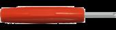 Valve Core Tool, Plastic Handle Small Bore