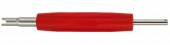 Valve Core Tool, Plastic Handle Small & Large Bore