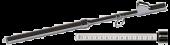 Ga-248 - Truck Tire Gauge w/ Alum  Slid 10-150 psi (100-1000 kpa)  +- 1psi