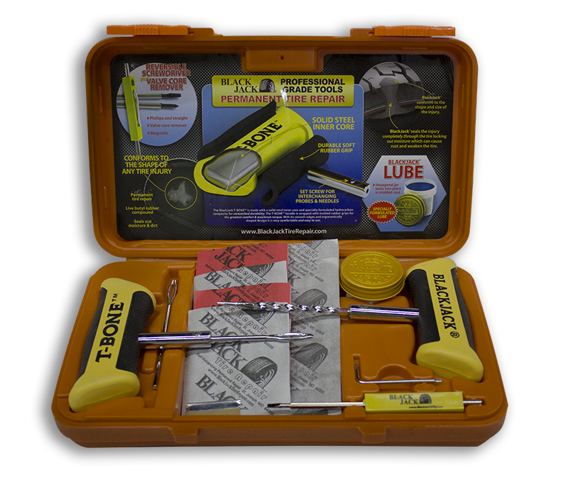 Tire Repair Kit >> Tire Repair Kit Orange