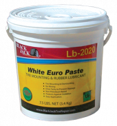 Tire Mounting Paste White Euro