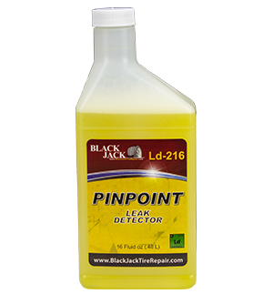 Pinpoint Leak Detector 16oz, Concentrate