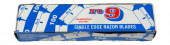 No. 9 Razor Blades (Single Edge)