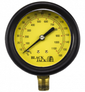 Air Pressure Gauge  10-160 psi, Lexan Lens