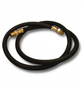 "48""  Swivel Hose  1/4"" NPT EPDM Rubber"