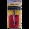 Plastic Handle Plug Tool w/ 5 repairs