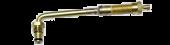 Vs-J651 - Large Bore Swivel (TRJ651), 90 Degree Bend