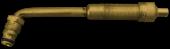 """Vs-J657 - 4"""" Large Bore Swivel Valve (TRJ657), 80 Degree Bend"""