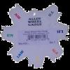 Wheel Weight Rim Gauge Plastic