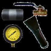 Fittings, Air Gauges & Valves
